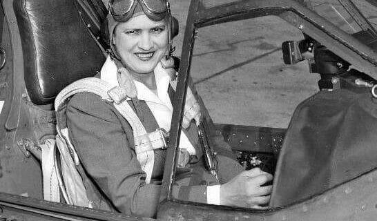 Colonel Jacqueline Cochran